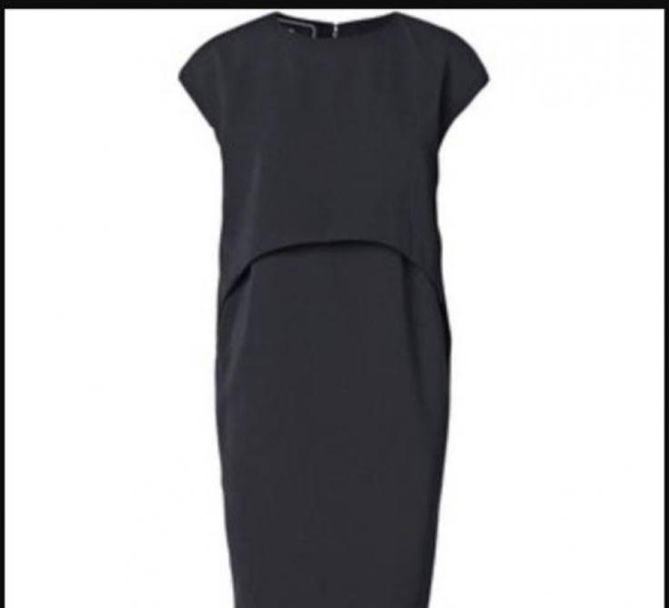 Lej denne flotte sorte kjole fra By Malene Birger for kun 70 kr. om dagen på RentAtrend.  #ByMaleneBirger #MaleneBirger #secondhand #dress