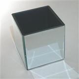 14cm Mirror Cube Vase