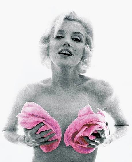 Marylin Monroe. Miss Norma Jean, how did this become your persona?