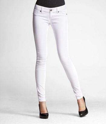 For some reason, I just really want a pair of white skinny jeans. I don't know why, I just do!White Skinny Jeans, Zelda Jeans, White Denim, White Pants, White Skinnies, White Jeggings, White Jeans, Express Jeans, Jeans Legs