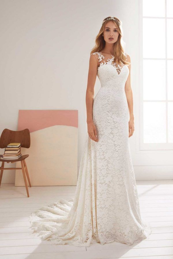 White One Brautmode Pinterest