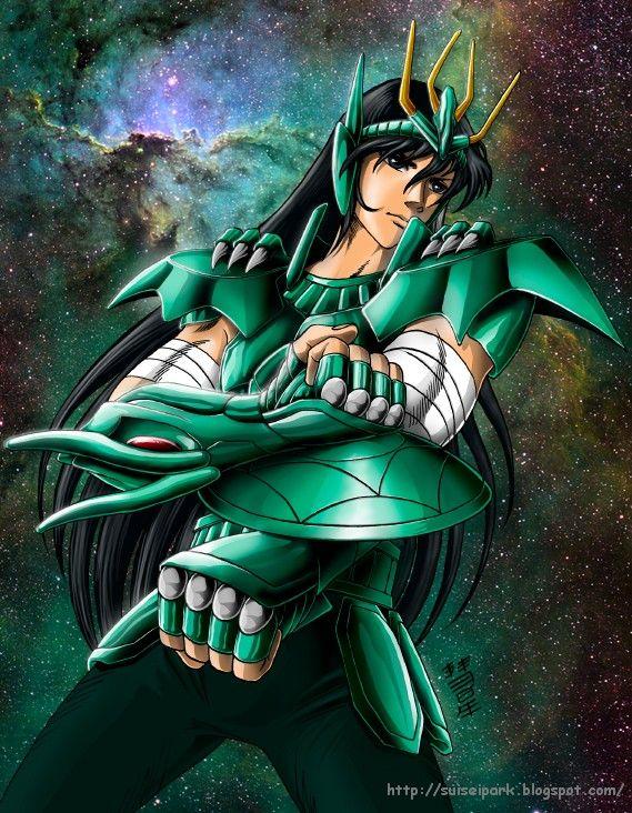 Saint Seiya - Dragon Shiryu