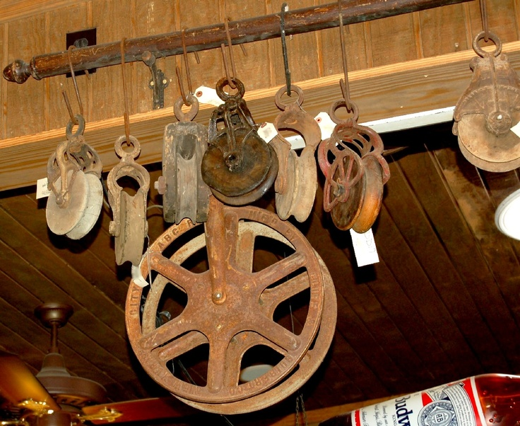 50 Best Images About Pulley Purposes On Pinterest