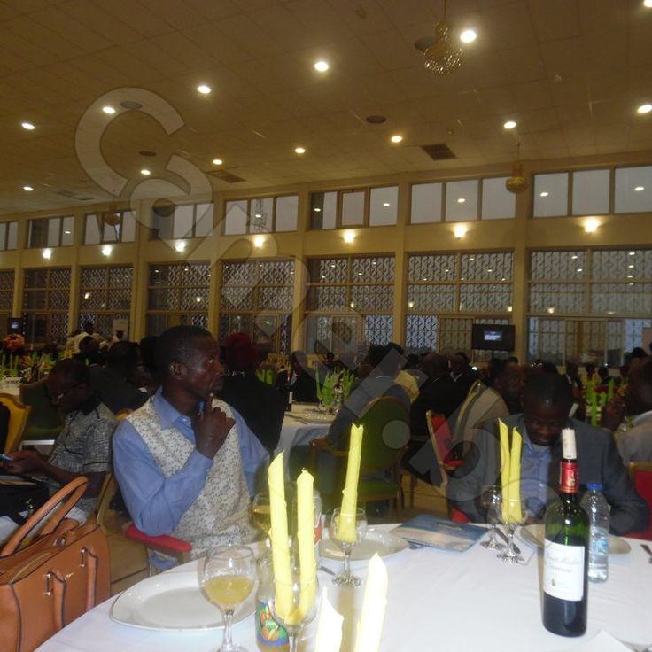 CAMEROUN :: Communauté urbaine de Yaoundé (CUY) : La nouvelle salle des fêtes inaugurée le 14  décembre 2016 :: CAMEROON