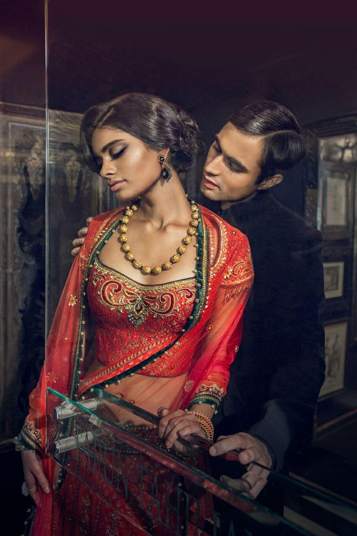 Indian Fashion   Tarun Tahiliani   Indian Wedding   Bridal Wear