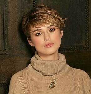 15 Keira Knightley Pixie Haircuts   Short Hairstyles 2016 ...