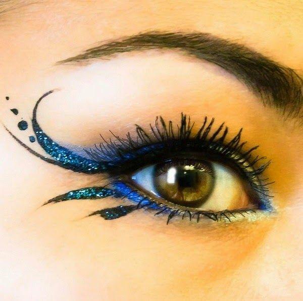 6 Inspirações de makes para usar no Carnaval    por Fernanda Pereira | Hey Fashion       - http://modatrade.com.br/6-inspira-es-de-makes-para-usar-no-carnaval