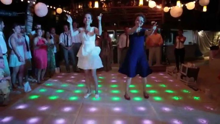 Best Mother Daughter Wedding Dance Ever!!!!