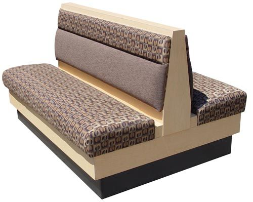Seating Sold In Circular Booths Wall Benches U Shaped Banquettes