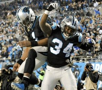Cam Newton turns in historic performance in Carolina Panthers' Monday night victory - Read about the records!