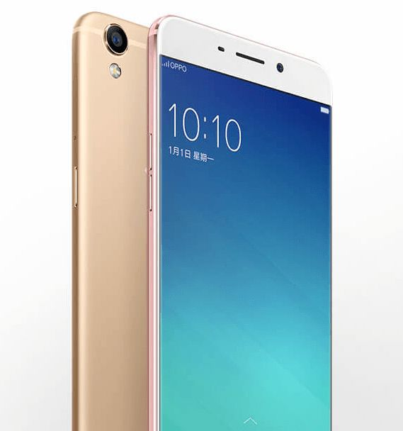 Oppo R9 & R9 Plus Unveiled In China