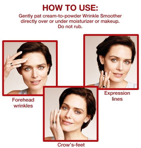 how to use prevage anti aging wrinkle smoother