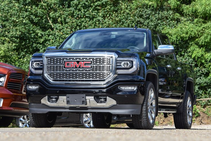 2017 Dodge Ram >> 2017 GMC Sierra Denali Ultimate 6.2 Litre – David Boatwright Partnership | Dodge Ram | F-150 ...