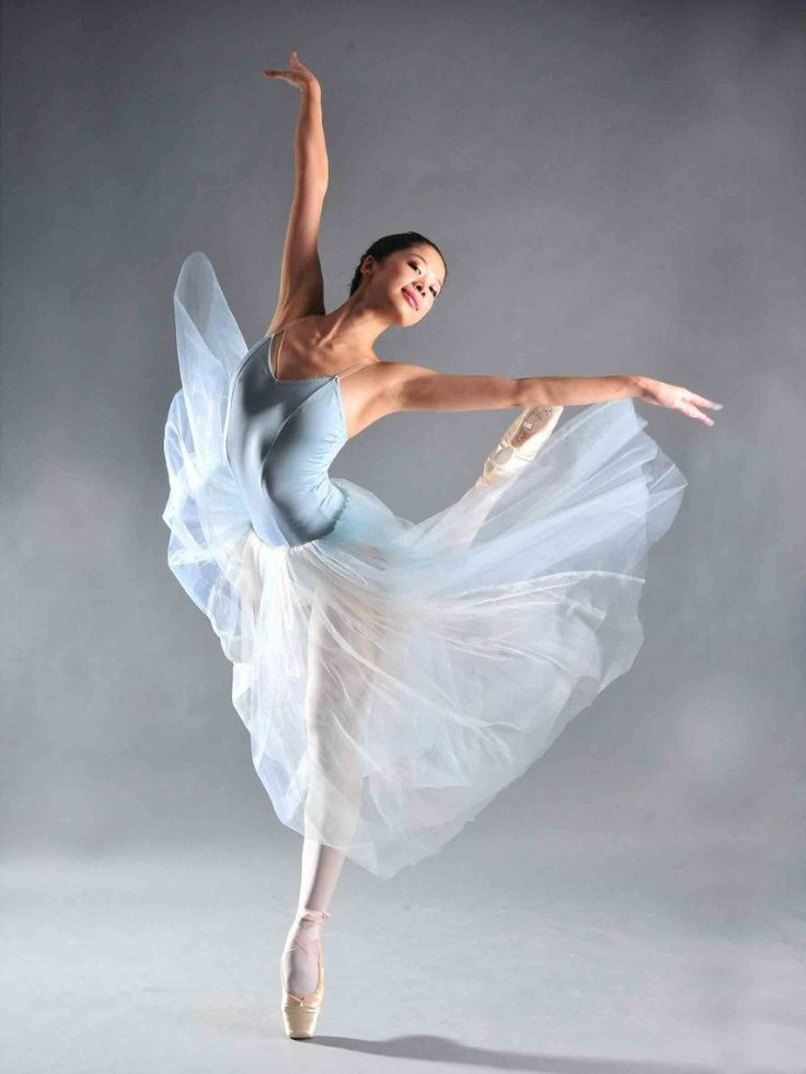 фото с балериной более