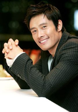 Lee Byung-hun - in Iris