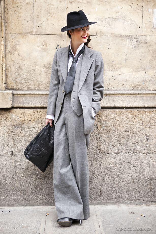 grey suit: grey suit
