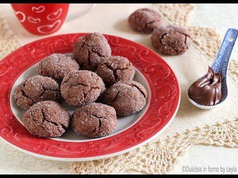 Biscotti alla Nutella, ricetta super veloce e facilissima