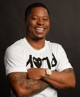 Jason Mitchell is a long way from Compton.   Since breaking hearts two years ago as AIDS-stricken rapper Eazy-E in N.W.A biopic Straigh...