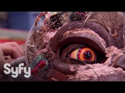 Jim Henson's Creature Shop Challenge: Brian Henson at TED   Syfy - YouTube