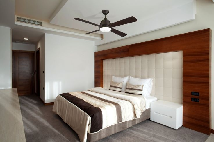 Wow love this look and the fan has reversible blades so you can change with your decor