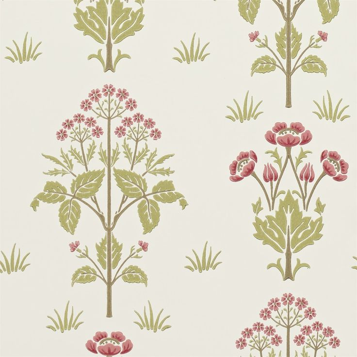 Meadow Sweet Archive Wallpapers Morris Co Originally Designed By JH Dearle