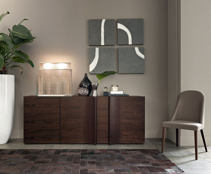 154 best credenza e mobili images on pinterest living for Mobili buffet moderni