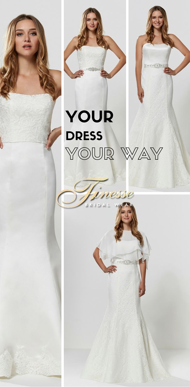 Create a Wedding Dress Design Unique to You #DesignAWeddingDress