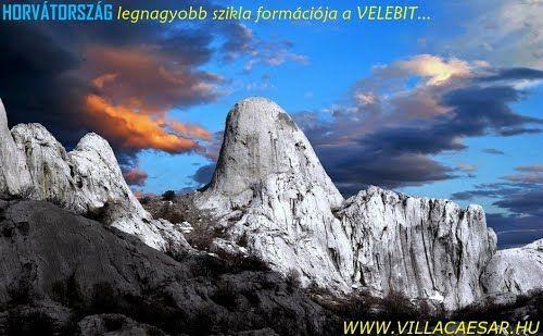 Panoramio - Photos by Caesar Hotel #velebit#szikla