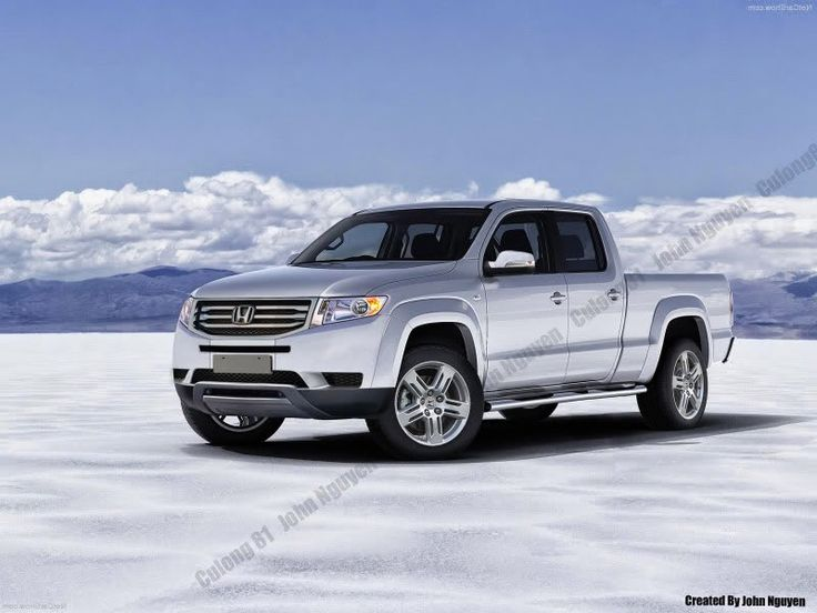Awesome 2016 Honda Ridgeline Spy Photos