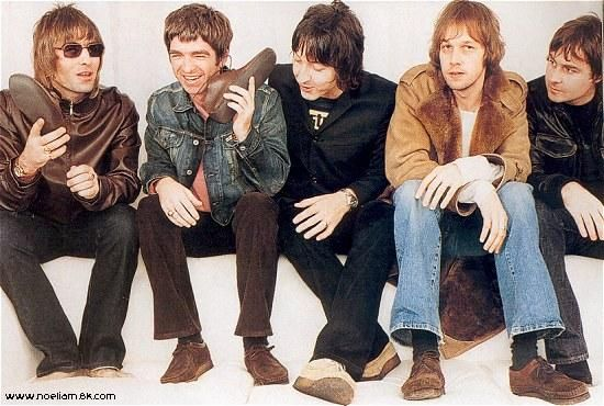 Oasis-Noel's face though...!