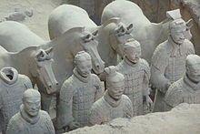Terrakotta-armeija – Wikipedia > Shaanxin,China