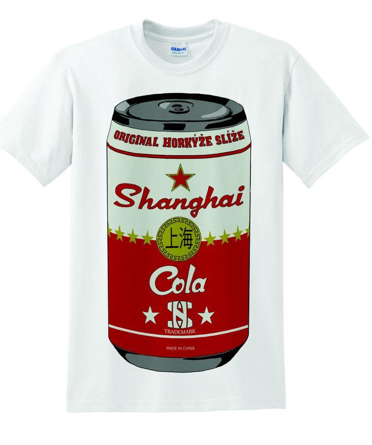 Tričko Horkýže Slíže - Shanghai Cola