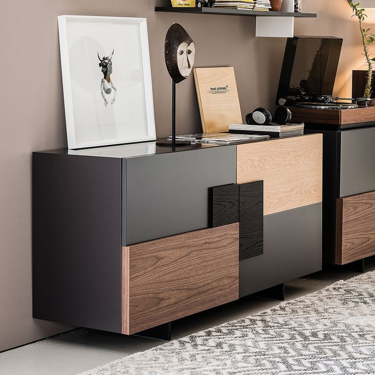 25 best ideas about mid century modern sideboard on pinterest mid century credenza mid. Black Bedroom Furniture Sets. Home Design Ideas