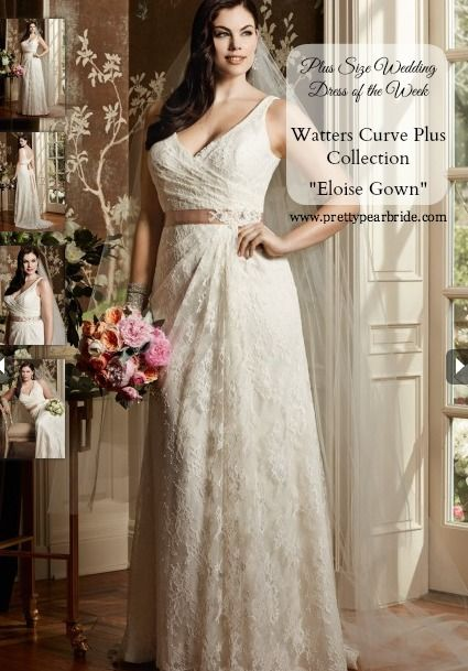 1239 best wedding gowns for the curvy bride images on Pinterest ...