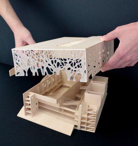 ANIMA Cultural Center, Grottammare  / Bernard Tschumi Architects, 2012-2015