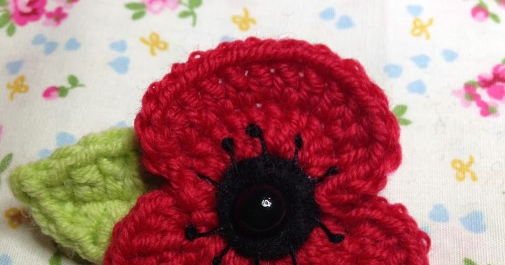 It is that time of year again when we start to see poppies everywhere, in commemoration of Armistice Day. Armistice Day also known as Rem...