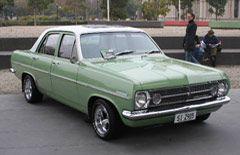1966 HR Holden