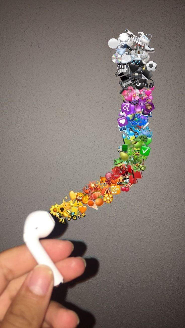 Pin De Yani Sandoval En Tumblr Fondo De Pantalla Emoji Fondos