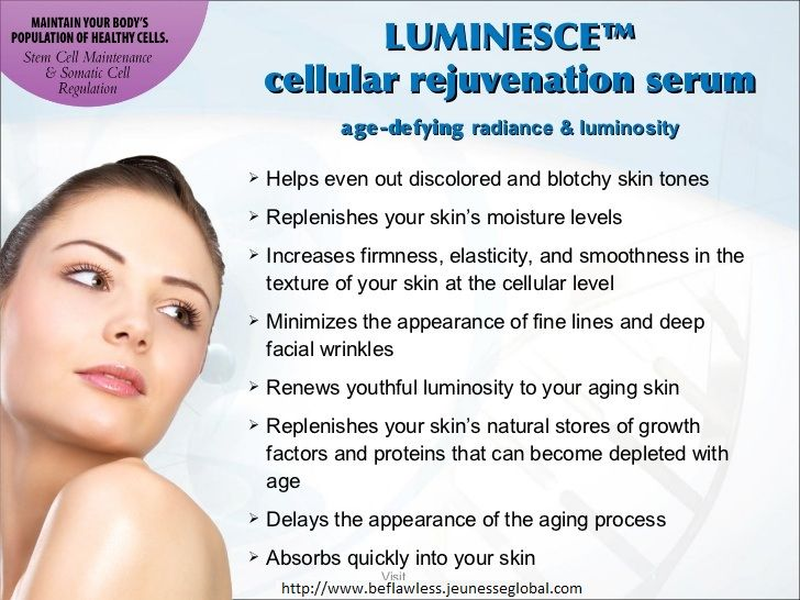 Look & Feel Younger with Jeunesse #Luminesce #Serum & Reserve Gel.