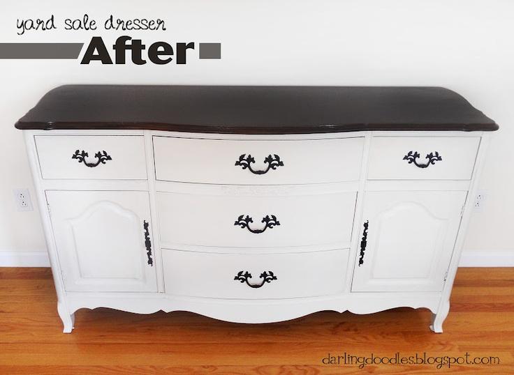 best Furniture Makeover  on Pinterest