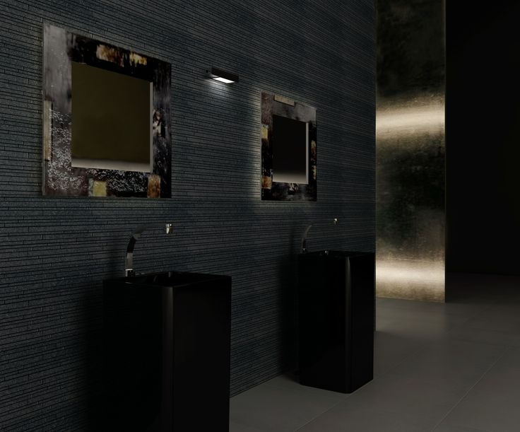 Porcelain Tiles Quadra, Virtual Image, Rendered With DomuS3D® And Mental Ray