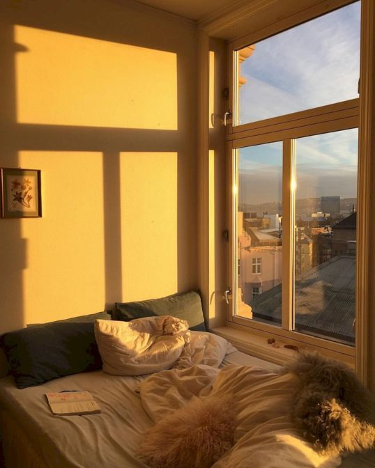 25 Incredible Yellow Aesthetic Bedroom Decorating Ideas