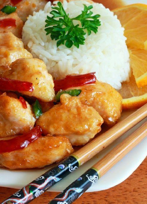 Low FODMAP & Gluten free Recipe - Orange chicken http://www.ibssano.com/low_fodmap_recipe_orange_chicken.html