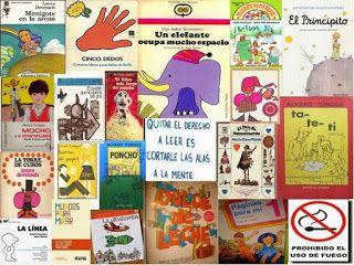 mentos en línea sobre Literatura infantil y juvenil argentina y Dictadura