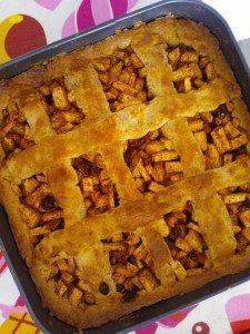 Spelt appeltaart zonder suiker. Lekker voor in je GOK koolhydraten uurtje :)