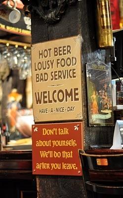 Coach and Lantern British Pub in Ancaster, Ontario