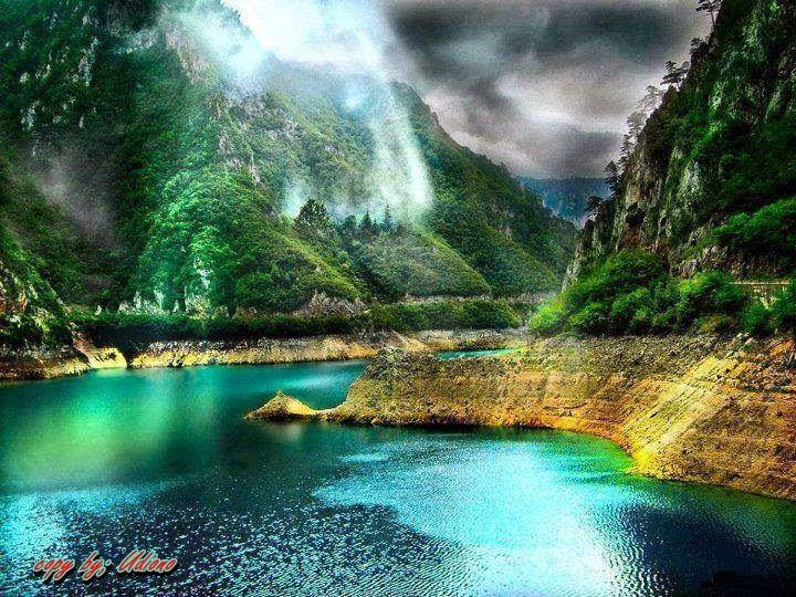 *** karşıLama ***: EKSOTIS ' pemandangan alam '