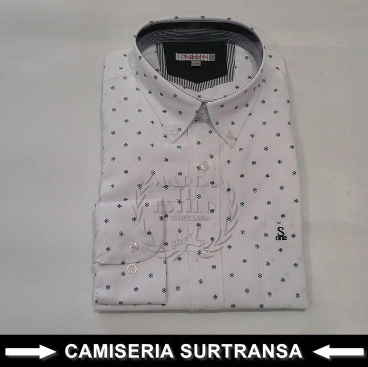 Camisa Estampada Surtransa 706