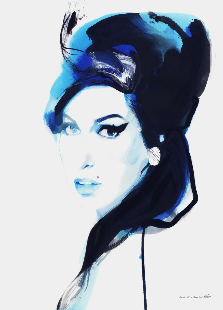 Amy by David Downton                                                                                                                                                     More