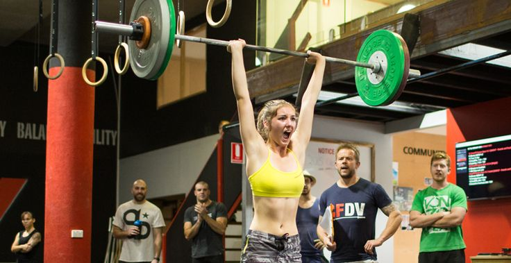 Houston, We Have Liftoff | CrossFit Games